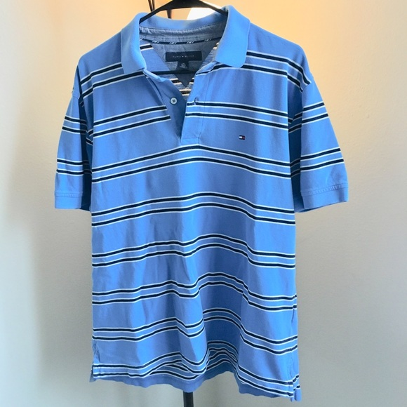 Tommy Hilfiger Other - Tommy Hilfiger Gently Used Men's Size L Polo Shirt